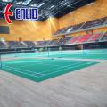 PVC Sports flooring for badminton flooring
