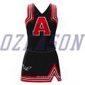 2015 Hot Sell Cheerleading Sublimation Uniform, Girl Dress School Cheerleader Dress