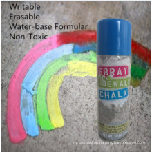 Spray Chalk High Quality Chalk Spray Side Walk Spray Chalk
