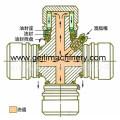 Swp225 Cross Shaft / Joint Cross