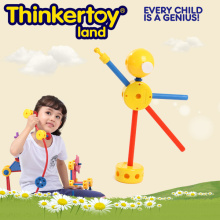 Preschool Educational Plastic Indoor Kindy Figure Toy