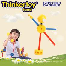 Vorschule pädagogische Plastik Indoor Kindy Figur Spielzeug