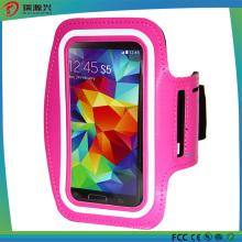 Brazalete para Samsung Galaxy S5, iPhone 6 / 6s y HTC (rosa)