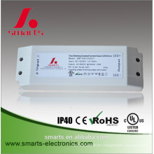 UL CE triac dimmable constant current led driver 24w 25w 300ma 500ma
