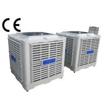 Nouveau refroidisseur d'air évaporatif 30000 M3 / H en plastique