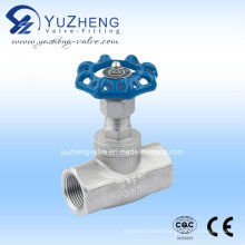 J11W Thread Globe Valve Manufacutrer