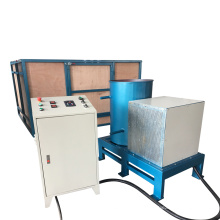 Mousse manuelle faisant la machine de moulage de styromousse