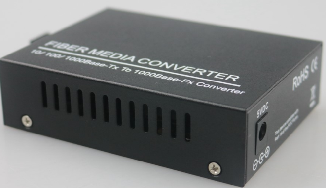 Single Mode Fiber To Multimode Fiber Converter2