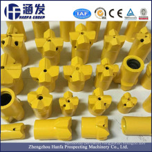 Wear Resistance Taper Drill Cross Bit for Rock Blasting