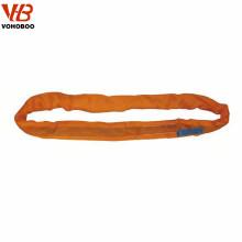Sangles souples de levage de sangle de polyester de 20T 50T avec la meilleure vente