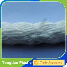 сделано в Китае белый нейлон веревка для резинового шланга