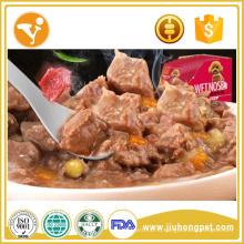 Недорогая и высококачественная свежая мясная консервная пища для экспорта на экспорт