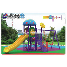 A0801 Kids Outdoor Plástico Playground Recreativo Equipamento