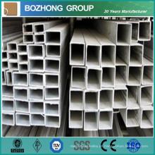 Tubo Quadrado de Alumínio Padrão ASTM 2014