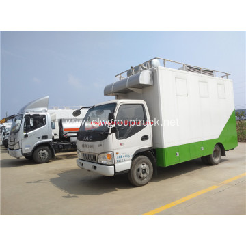 JAC 4x2 Kitchen Cooking Mobile Food truck