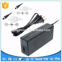 YHY-16005000 16V 5A adaptador de CC de la CA de la cámara del cctv 80W