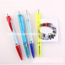 Прозрачный баннер ручка как поощрение (ЛТ-C084)