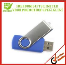 Lecteur flash USB 2 Go imprimé promotionnel