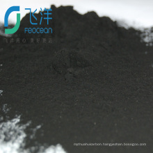 Powder activated carbon for waste incineration flue gas purification