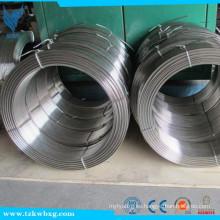 201 pulido de gas de acero inoxidable apantallado alambre de soldadura