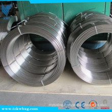 ASTM 314L Cold Rolled Stainless Steel Welding Wire with CE certification