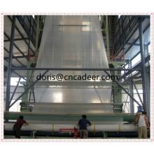 Чернота HDPE Геомембраны для экологических проектов Водонепроницаемый