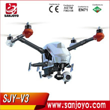 Walkera FPV RTF RC quadcopter flying bird drone professional with gps and camera VS dji Voyager 3