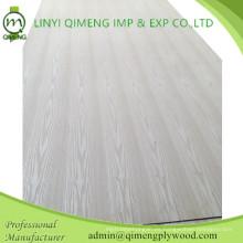 Hermoso color y grano de madera China contrachapado de ceniza para decorativos