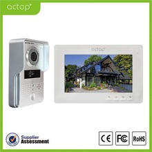 New wired Villa video door intercom system