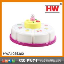 2015 Новый дизайн музыкальной оптовой музыкальный торт игрушка
