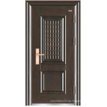 Türkisch Einfache Aluminium Stahl Securty Tür