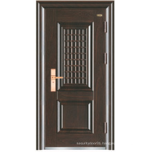 Turkish Simple Aluminium Steel Securty Door