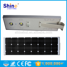 New design 50w solar auto-sensing outdoor led street light with great price