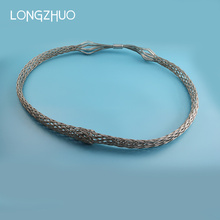 Galvanizing Cable Pulling Wire Socks Mesh Puller Tools