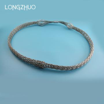 Cable de galvanización Tirando de los calcetines de alambre Herramientas de malla de extracción