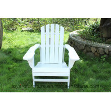 Cadeira de praia New Wood Foldable Adirondack Outdoor Garden Lawn Backyard Hotel Furniture