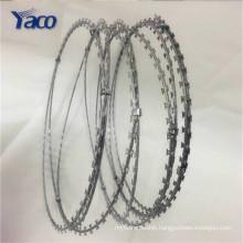 Cheap price fence Razor barbed wire