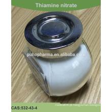 Nitrato de tiamina de alta qualidade (mononitrato de tiamina), mononitrato de tiamina com vitamina b1