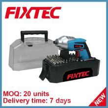 Juego de destornilladores de precisión Fixtec 4.8V