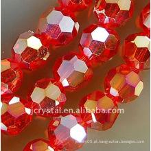 Jóias acessório contas de vidro