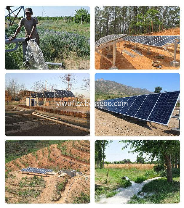 Solar Water Direct Current Pump