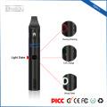 Vpro-Z 1.4ml Flasche piercing-Stil Luftstrom einstellbar frei vape Stift Starter Kit Probe