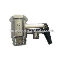 электрический водонагреватель предохранительный клапан