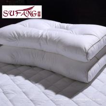 Wholesale white U shaped multi-purpose massage spa neck pillows Soybean fibre pillow