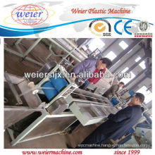 PP strap making machine/equipment/production line