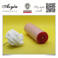 Pillar Candle Wedding Decoration White and Color candle