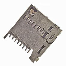 Conector de altura de 1,28 mm de la serie MICRO SD CARD