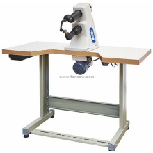 Máquina de corte de borde de suela exterior