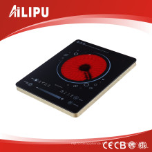 Ultra-Thin Touch Control Infrared Cooker with Aluminum Houshing (SM-DT210)