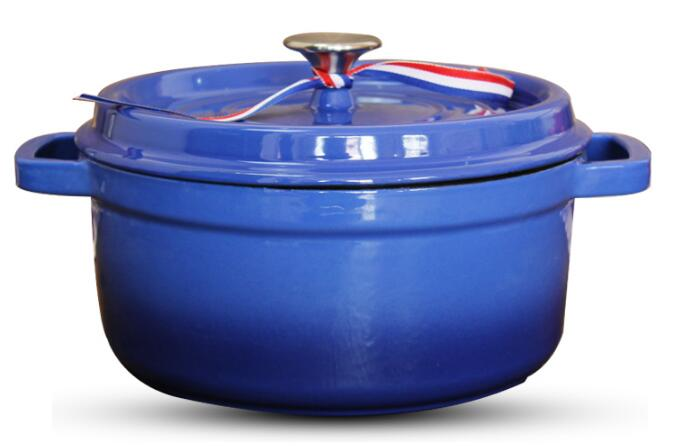 easy cooking pressure enamel cast iron cookware
